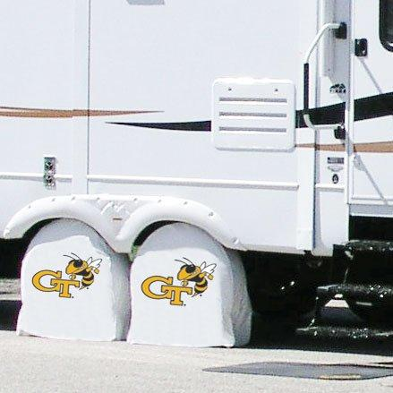 Georgia Tech Tire Shade