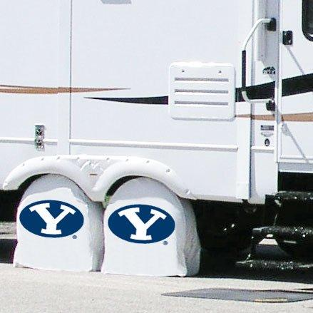 Brigham Young Tire Shade