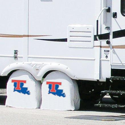 Louisiana Tech Tire Shade