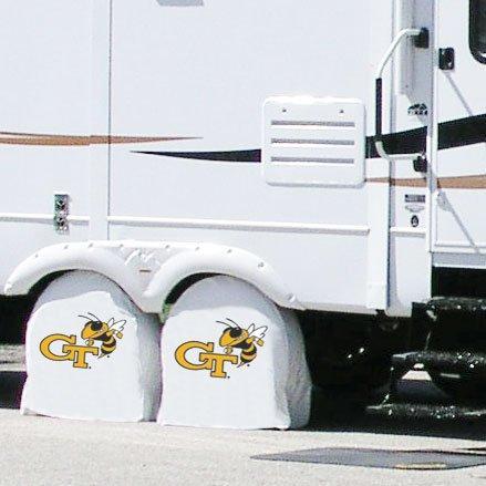 Georgia Tech Tire Shade