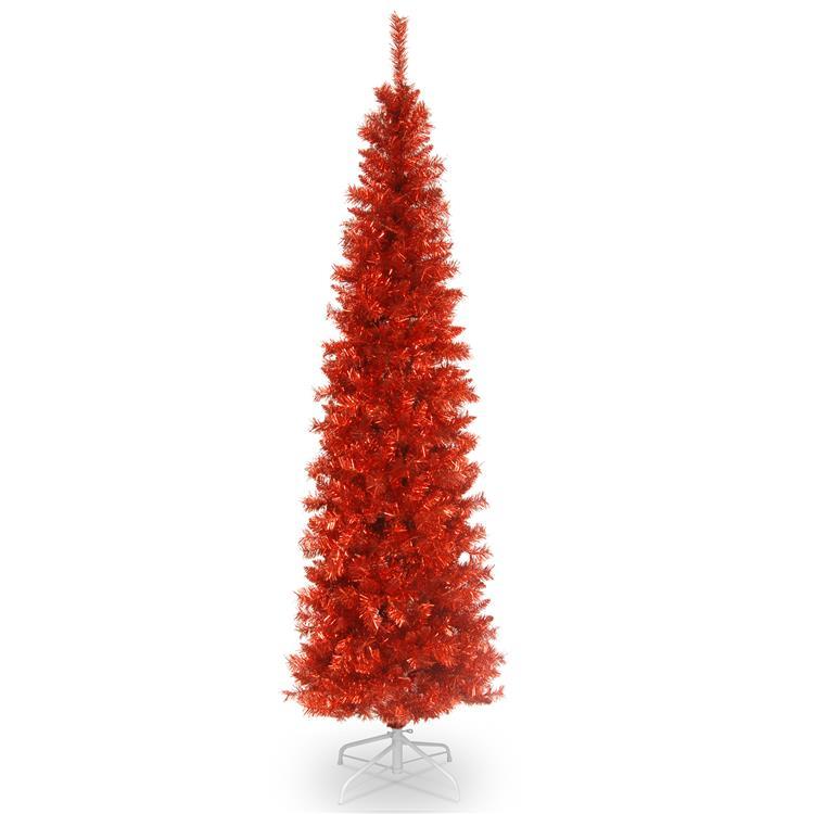 National Tree Tinsel Tree
