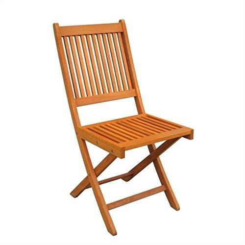 Royal Tahiti Outdoor Folding Garden Chair