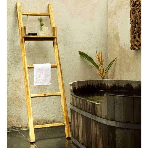 Strata Furniture Teak Tower Ladder