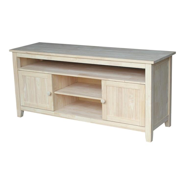 International Concepts Entertainment / TV Stand - with 2 Doors