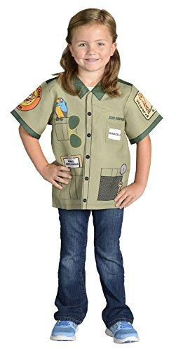 My 1st Career Gear Zoo Keeper, ages 3-6 [Item # TZOO]