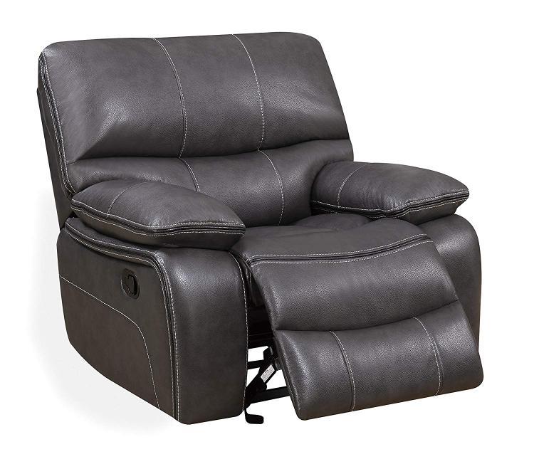 Global Furniture Glider Recliner Grey