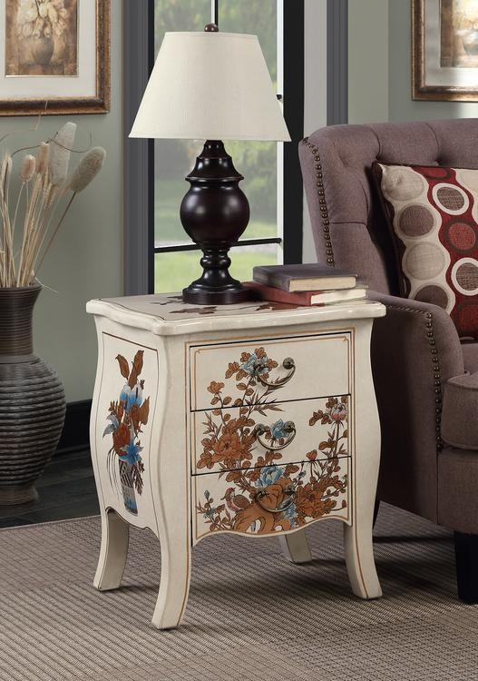 Touch of Asia End Table