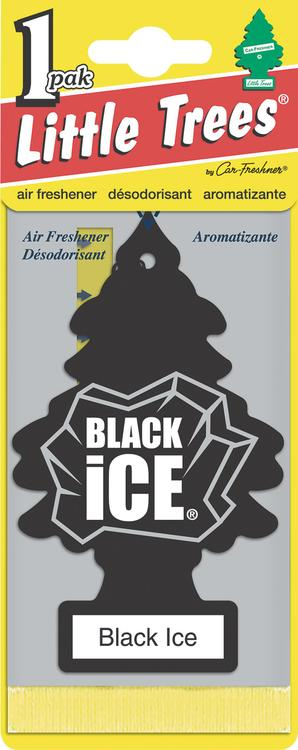 U1P-10155 Black Ice Freshner