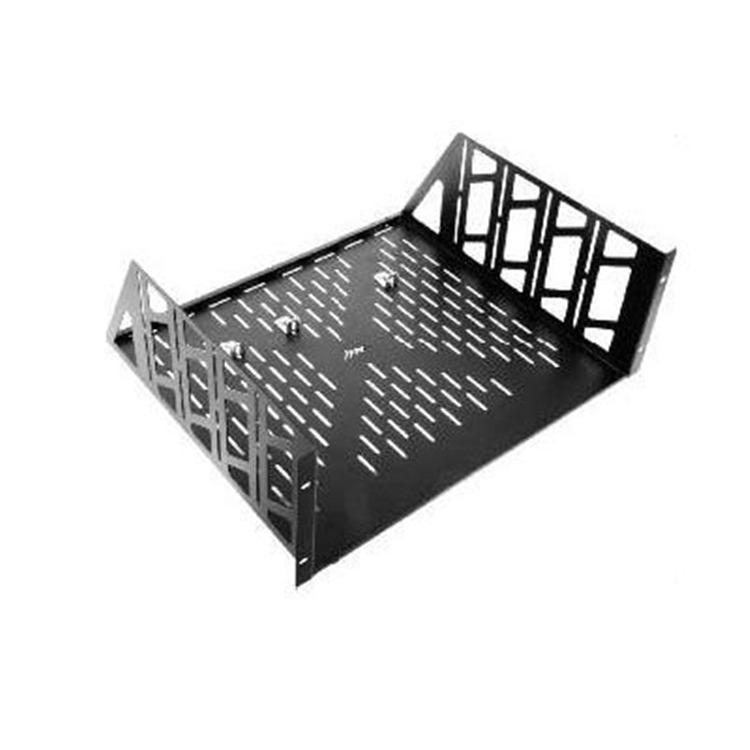 2 RU Vented Rack Shelf
