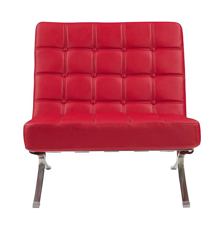 Global Furniture Chair Natalie Red