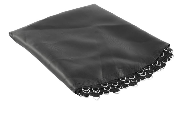 Trampoline Replacement Jumping Mat, Fits for 17 x 15 FT. Oval Frames with 96 V-Rings, Using 7