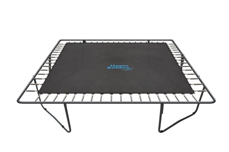 Trampoline Jumping Mat, fits for 13' x 13' Square Frames with 84 V-Rings, Using 7.5