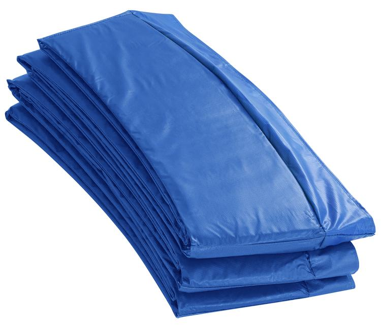 Super Trampoline Replacement Safety Pad (Spring Cover) Fits for 8 FT. Round Frames - Blue