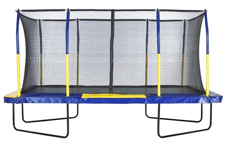 Upper Bounce Spacious Rectangular Trampoline