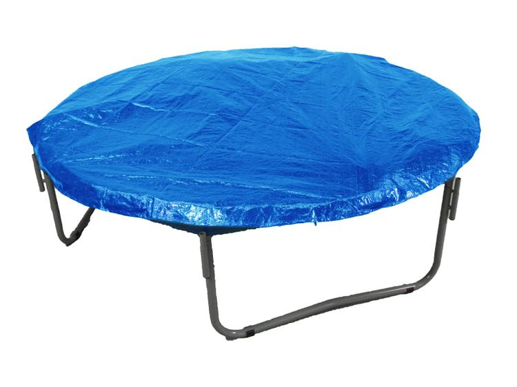 Economy Trampoline Weather Protection Cover, Fits for 15 FT. Round Frames - Blue