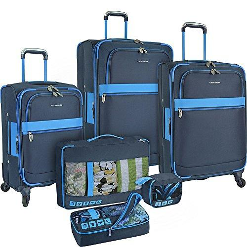 Travelers Choice Alamosa 6-Piece Luggage Set