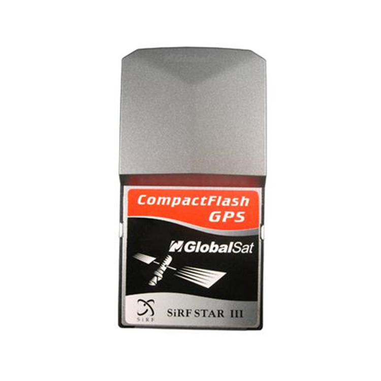 GPS Receiver w/ Compact Flash
