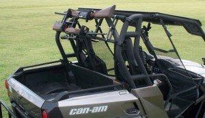Power Ride Gun Rack for UTV's 42