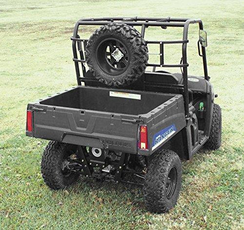 Power Ride Spare Tire Carrier for UTV's with 50