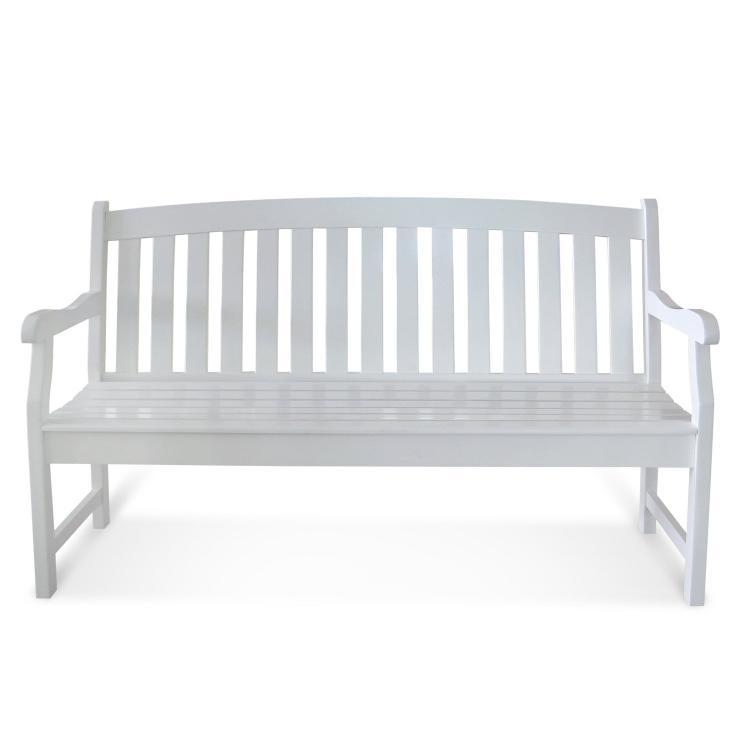 Vifah Bradley Outdoor Wood Garden Bench [Item # V1343]