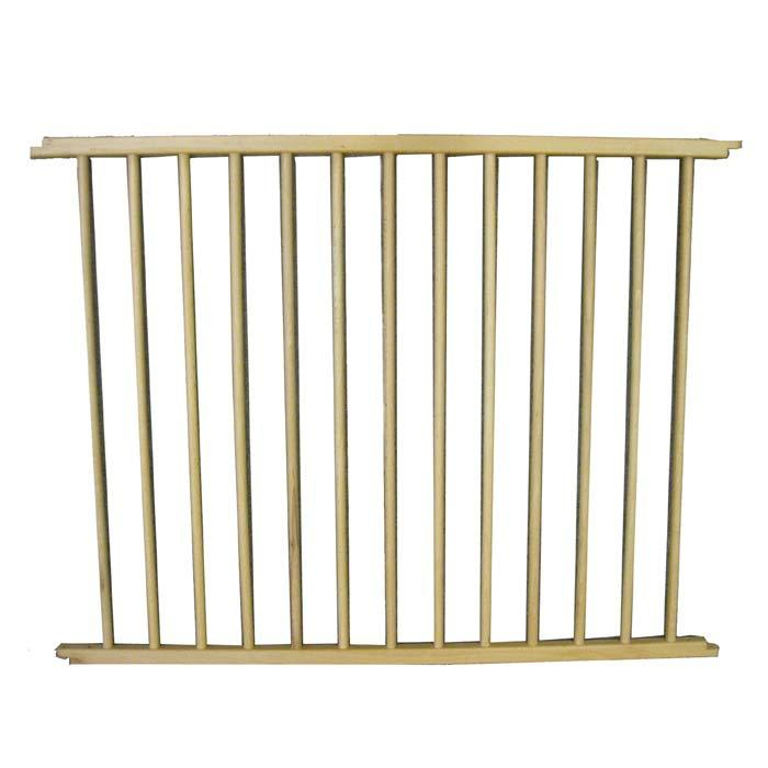 Versagate Hardware Mounted Pet Gate Extension