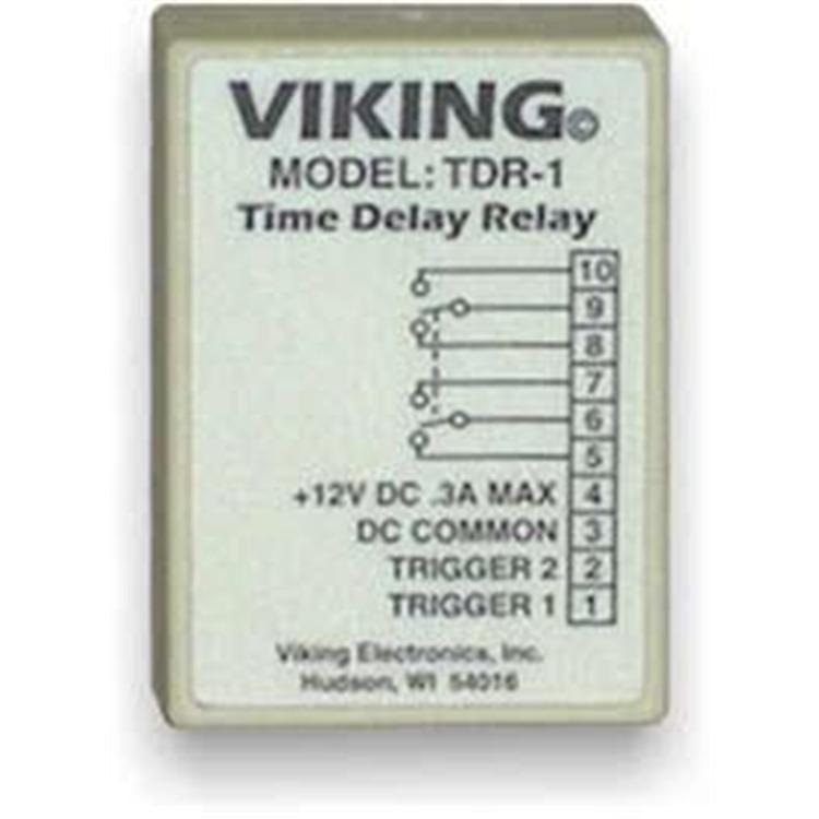 Viking Time Delay Relay