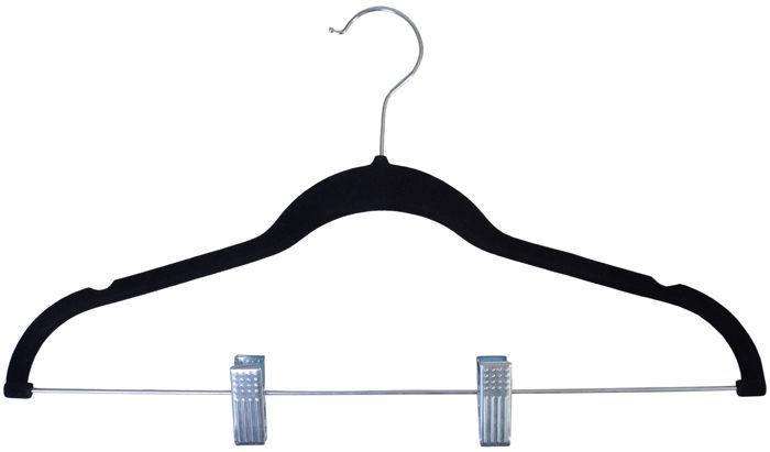 Velvet Anti-Slip Skirt Hangers