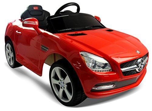 Mercedes-Benz SLK Rastar 6V - Battery Operated/Remote Controlled (Red)