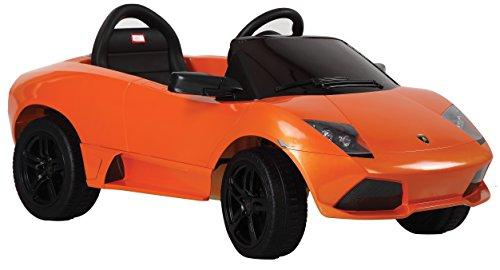 Lamborghini Murci?lago LP 640-4 Rastar 6V - Battery Operated/Remote Controlled (Orange)