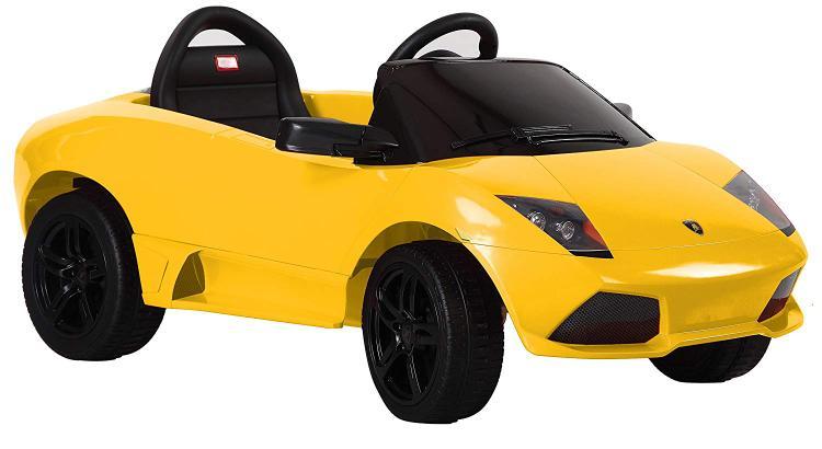 Lamborghini Murci?lago LP 640-4 Rastar 6V - Battery Operated/Remote Controlled (Yellow)