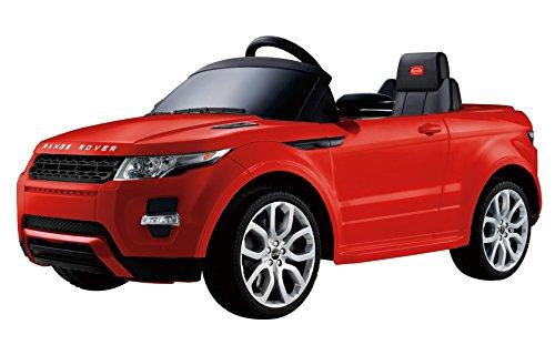 Range Rover Rastar 12V - Battery Operated/Remote Controlled (Red)