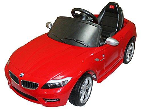 BMW Z4 Rastar 6V - Battery Operated/Remote Controlled (Red)