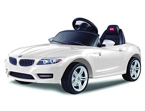 BMW Z4 Rastar 6V - Battery Operated/Remote Controlled (White)