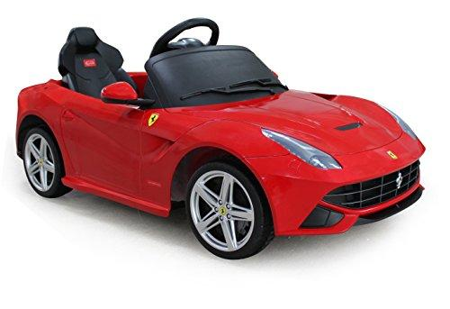 Ferrari F12 Rastar 12V - Battery Operated/Remote Controlled (Red)