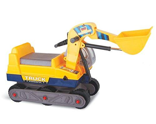 Ride-on 6-Wheel Bulldozer