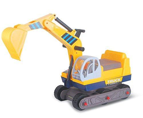 Ride-on 6-Wheel Excavator