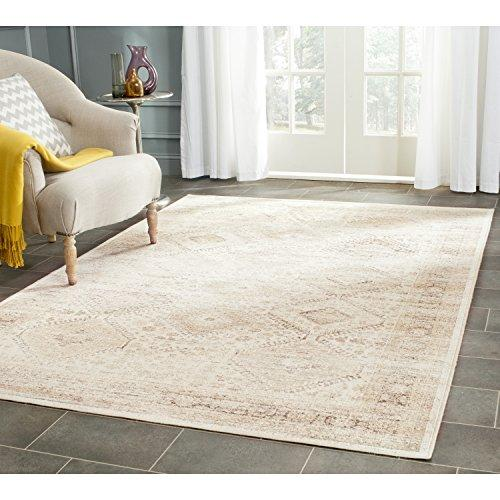 Traditional Rug - Vintage Viscose Pile -Stone Style-A