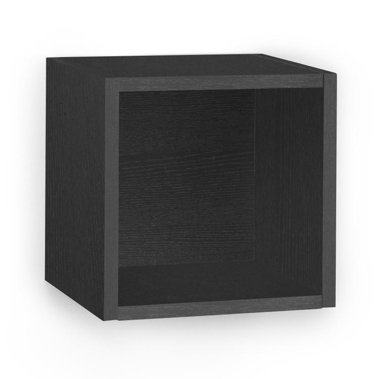 Way Basics Eco Wall Cube and Decorative Shelf