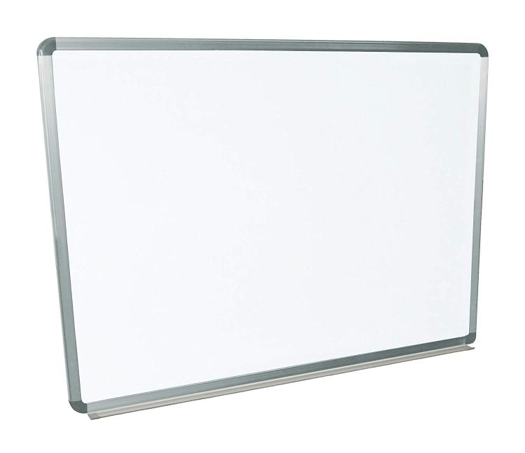 Luxor Wall-Mounted Magnetic Whiteboard [Item # WB4836W]