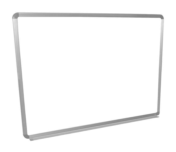 Luxor Wall-Mounted Magnetic Whiteboard