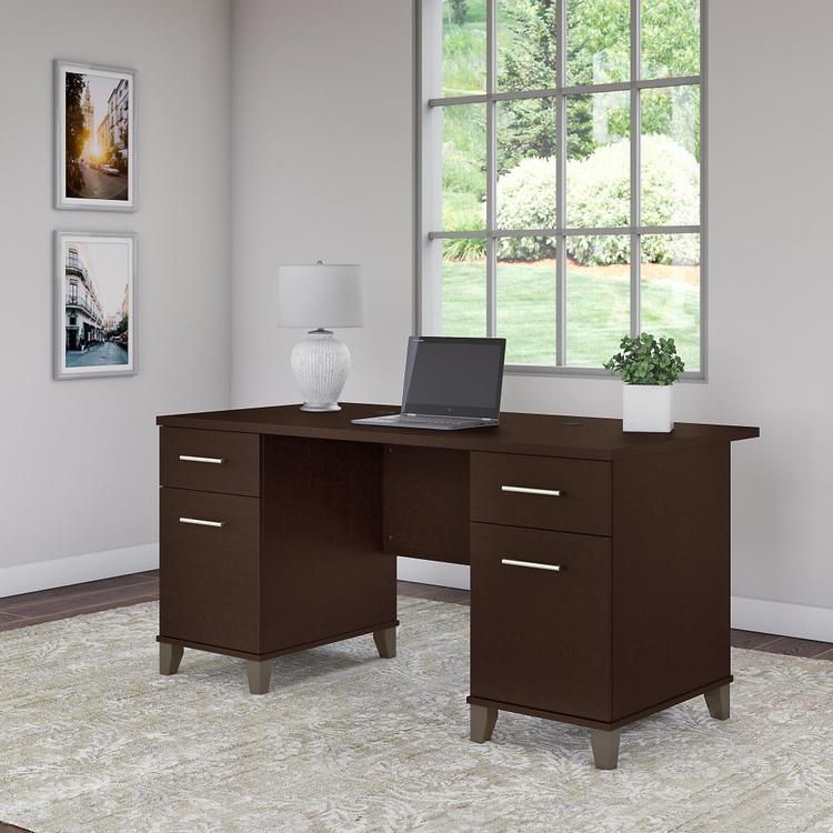 Somerset 60W Office Desk