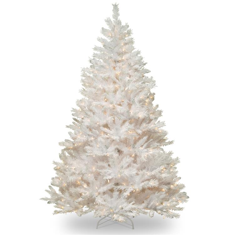 National Tree Winchester Pine Tree with Clear Lights [Item # WCHW7-300-70]