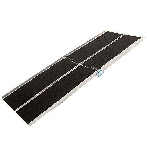 Portable Multifold Wheelchair Ramp