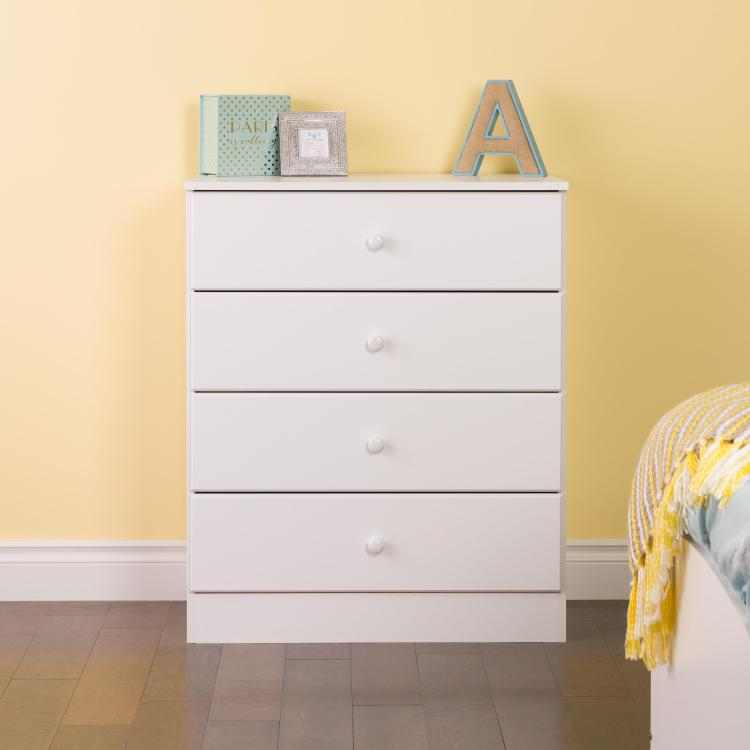 Astrid 4-Drawer Dresser