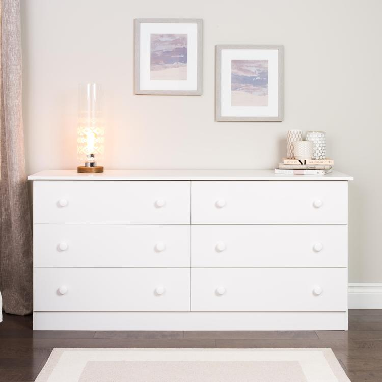 Edenvale 6 Drawer Dresser
