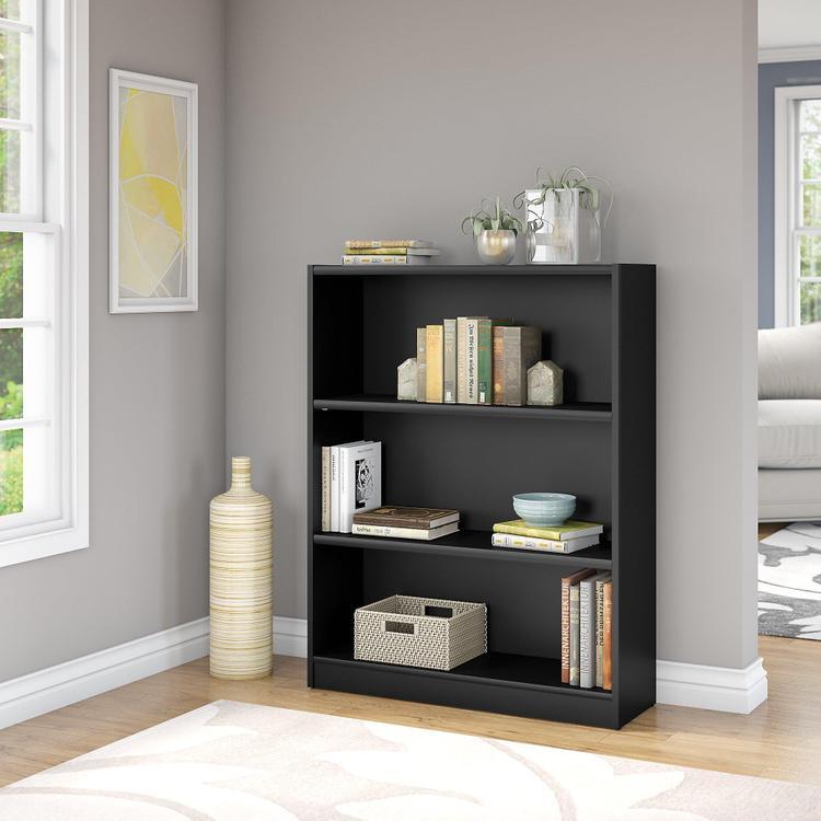 Universal 3 Shelf Bookcase
