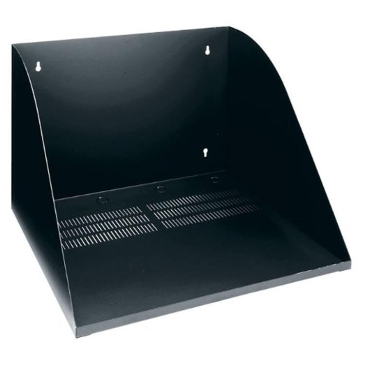 8 RU Wall Mount Amplifier Shelf