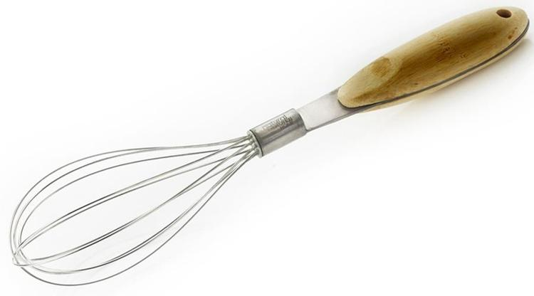 Wp12 Whisk Bamboo/Ss
