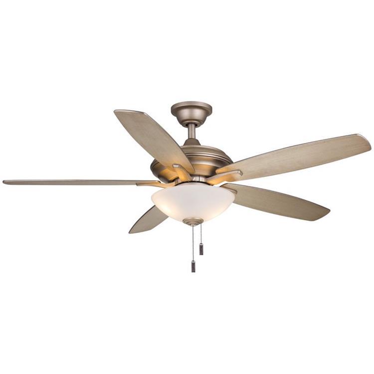 Modelo Iced Gold Ceiling Fan