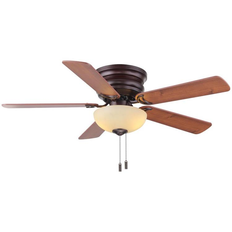 Frisco Oiled Bronze 44 Inch Ceiling Fan